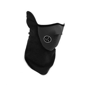 Neoprene Winter Mask - Black