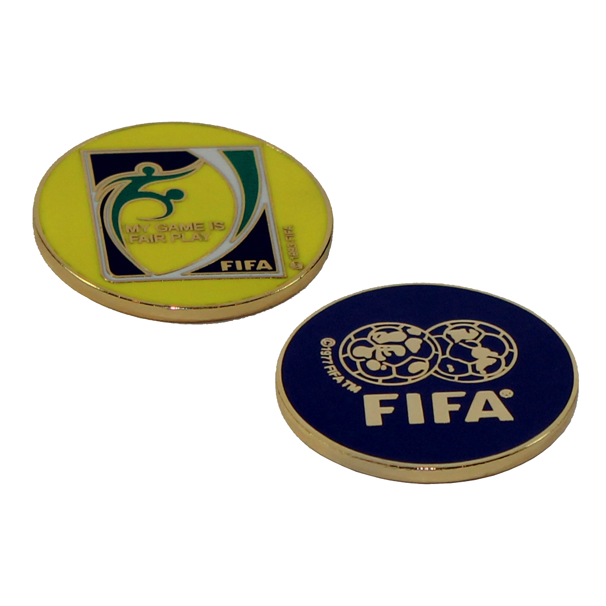 Fifa Football Soccer Referee Wallet with Red and Yellow Cards ...