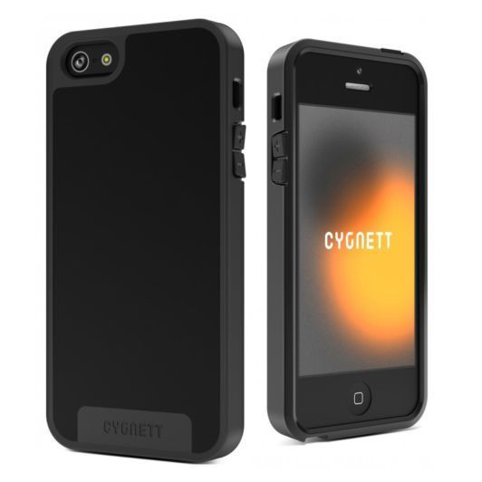 Cygnett Apollo Case for iPhone - Black
