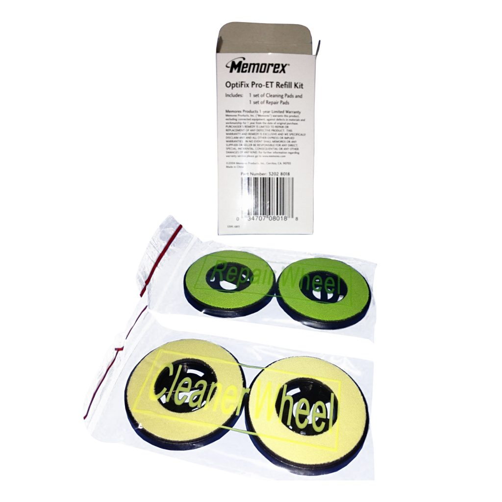 Cleaning and Repair Pads