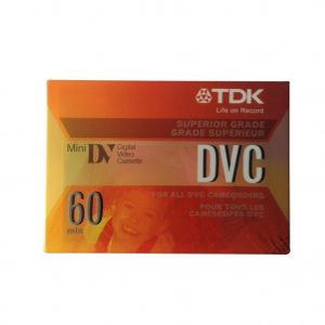 DVC Digital Video Cassette