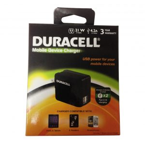 Universal Mobile Device Charger