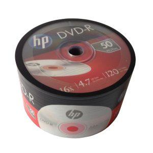 HP DVD-R 16x 4.7GB