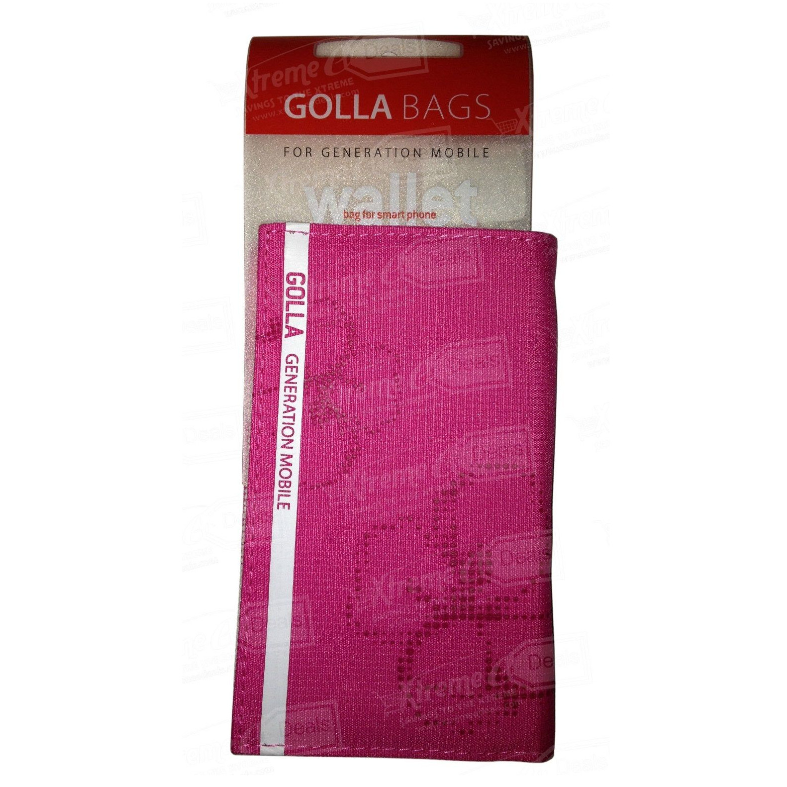 golla generation mobile  Golla Bags Generation Mobile Smart Phone Wallet Lichen Pink - Xtreme ...