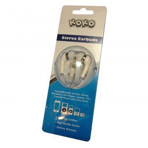 Koko Stereo Earbuds