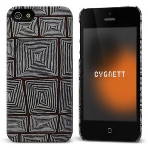 Cygnett ICON Ronnie Tjampitjinpa Rain Making Art iPhone 5/5S Case
