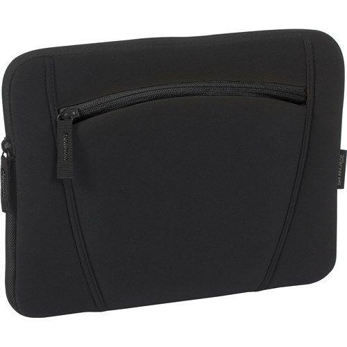 "Targus 12"" Netbook Sleeve with Accessory Pocket - Black"