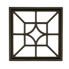 Square Decorative Gate Fence Insert