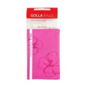 Golla Bags Generation Mobile Smart Phone Wallet Lichen Pink