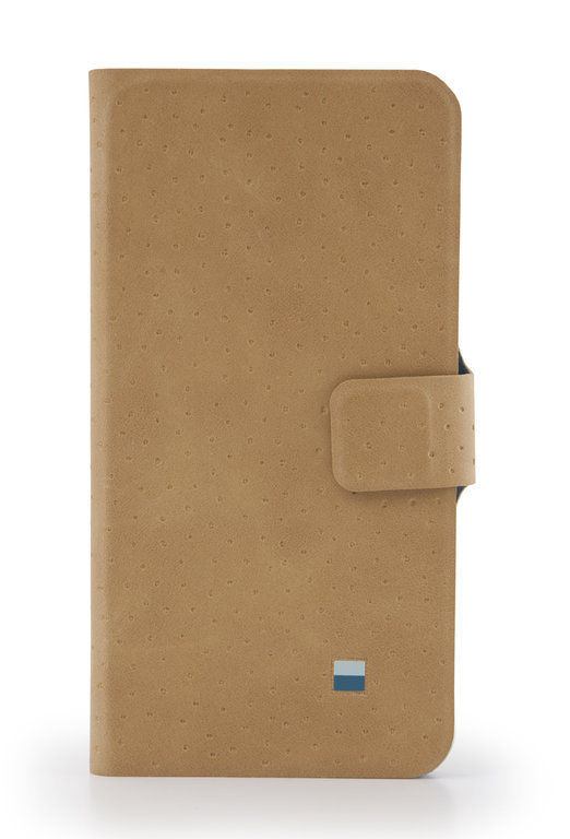 Golla iPhone 6+ Plus Air Slim Folder - Fudge