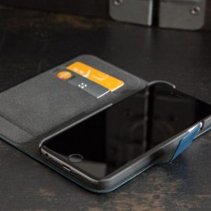 Golla iPhone 6 On The Road Slim Folder - Blue