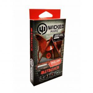 Wicked Audio Metallics Ear Buds