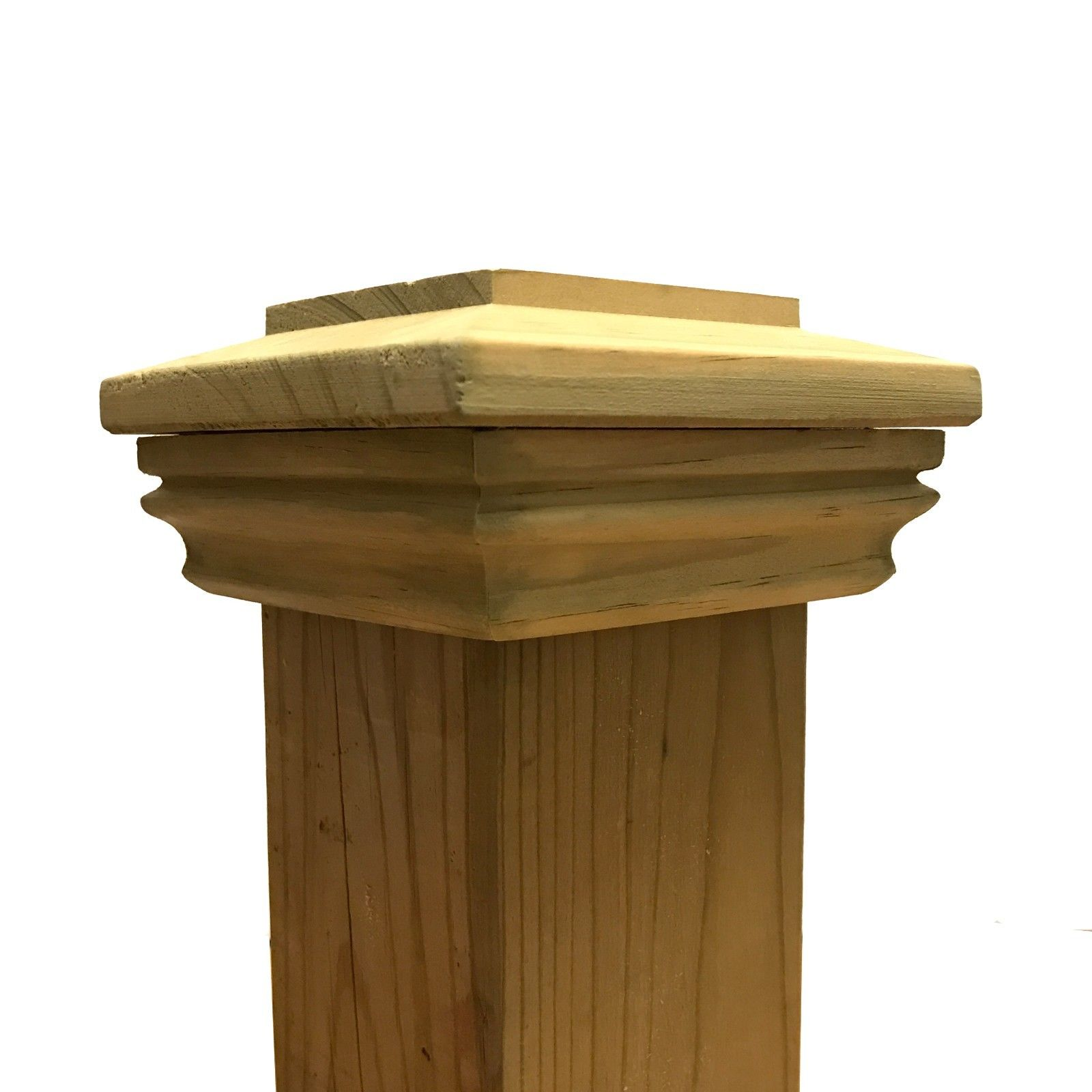 Plateau Wood Post Cap