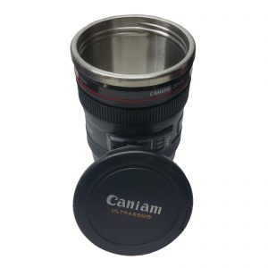Coffee Cup Camera Lens