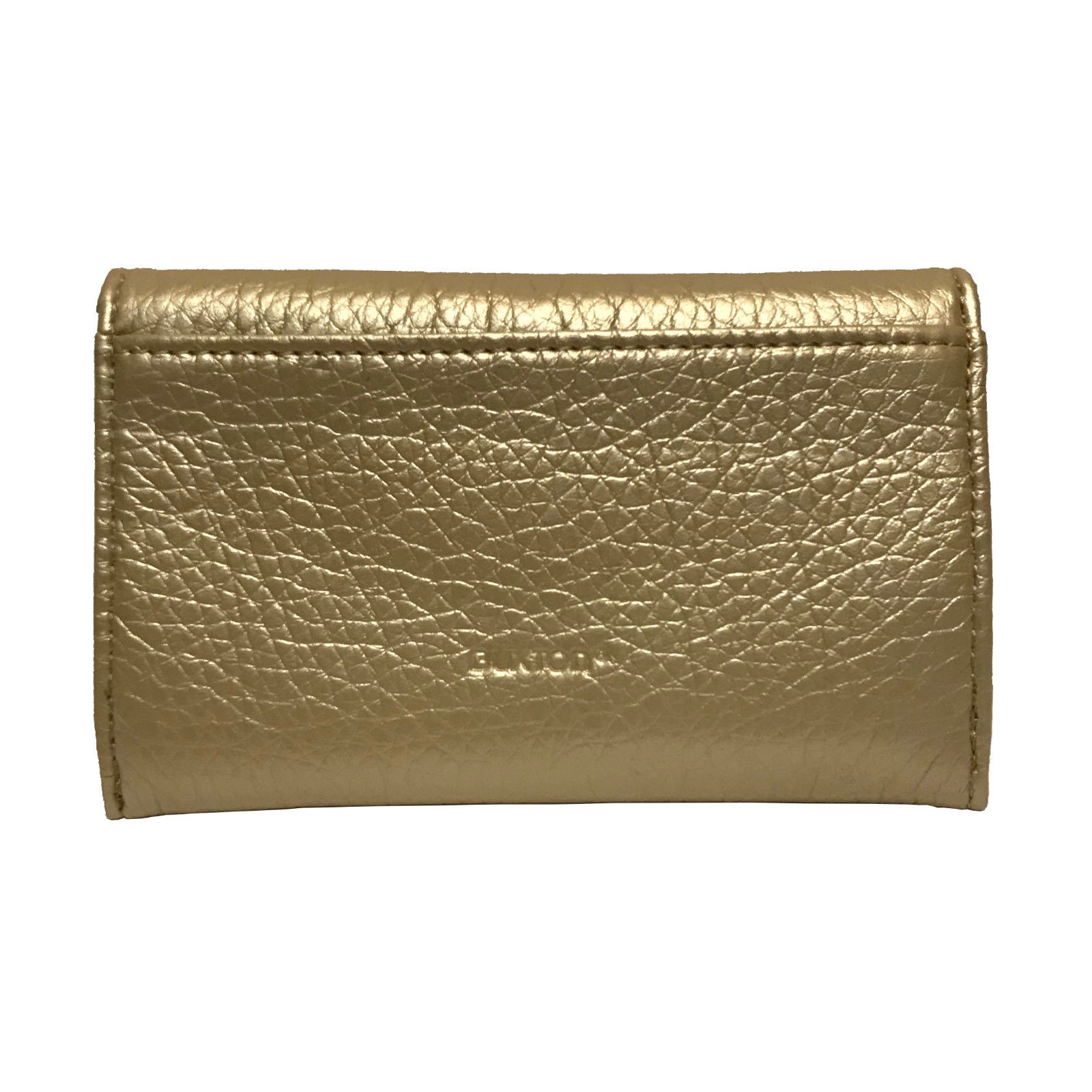 Buxton Business Card / Credit Card Case / Wallet - Gold - Xtreme eDeals