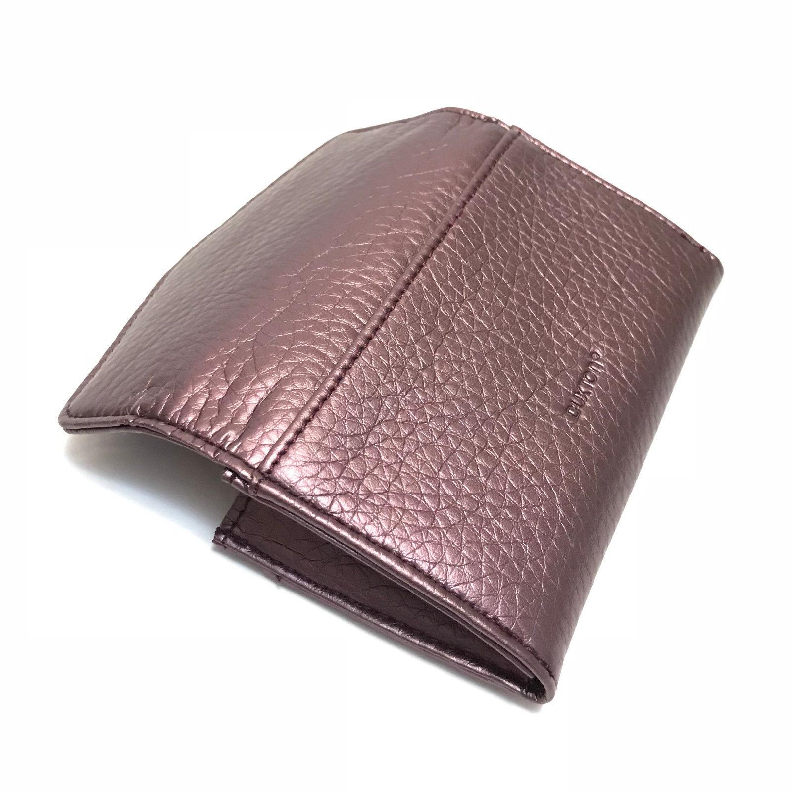 Buxton Business Card / Credit Card Case / Wallet - Plum - Xtreme ...
