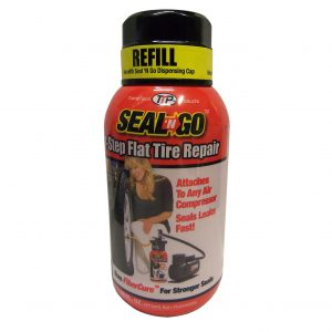 Seal 'N Go 1-Step Flat Tire Repair - Refill - TR-2
