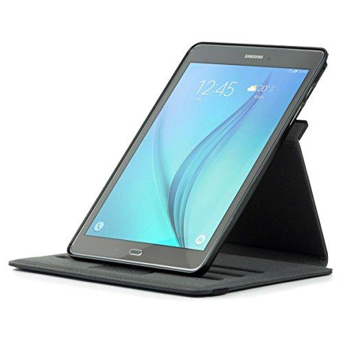 "Targus 9.7"" Samsung Galaxy Tab A VersaVu Case - Black"