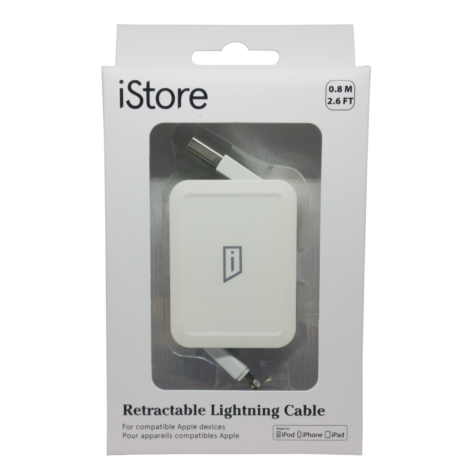 Lightning USB Charge & Sync Cable