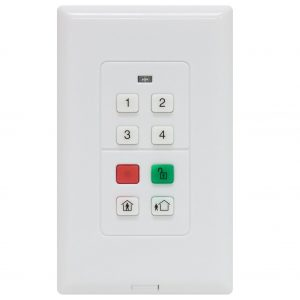 Alarm System Wireless Keypad