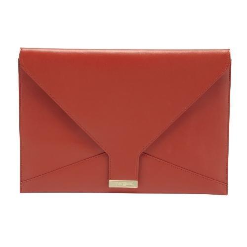 """Targus 13.3"""" Leather Clutch Bag"""