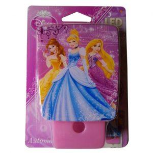 Disney Automatic LED Night Light - Princess