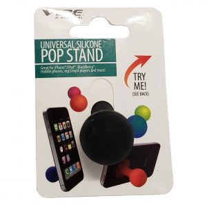 Universal Silicone Pop Stand