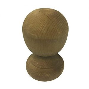 Wood Jumbo Ball Top