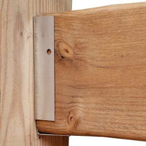 Fence Clip Bracket Hanger (100 Pack)