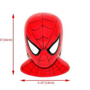 Spiderman Ceramic Coin Bank