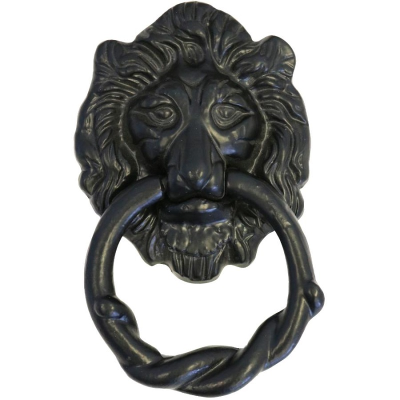 lion door knocker - jpg