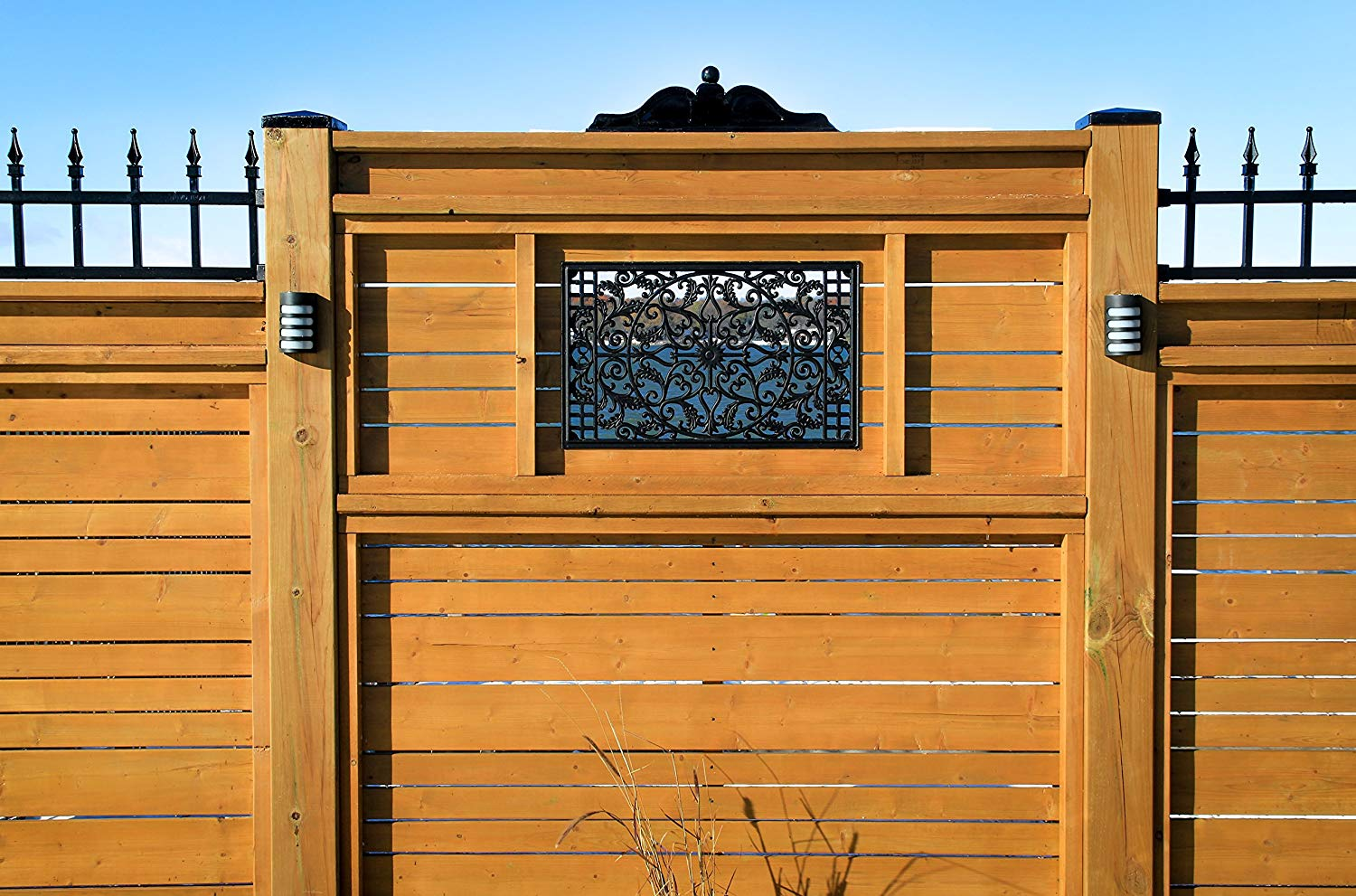 gate inserts - fence