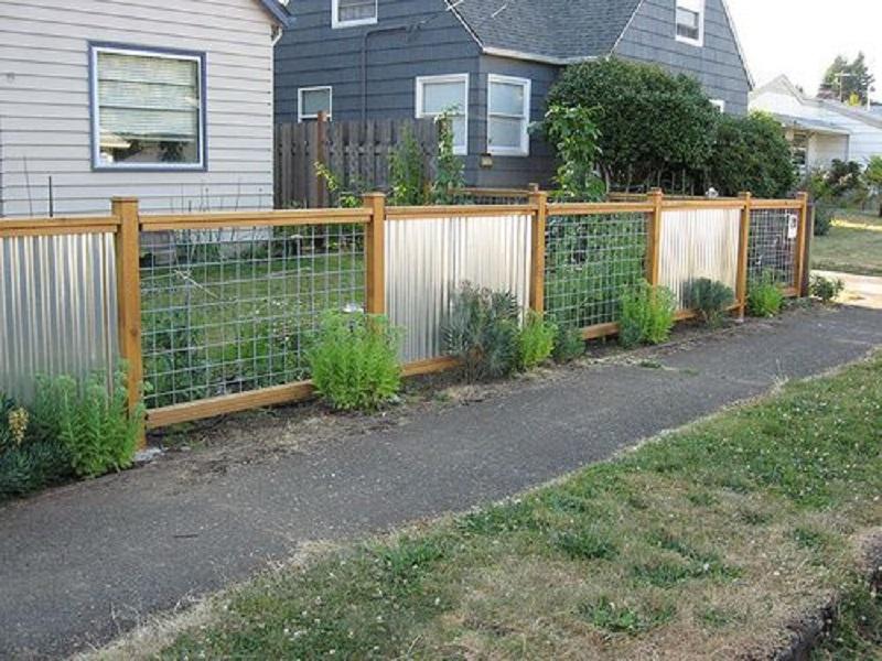 diy decorative fence