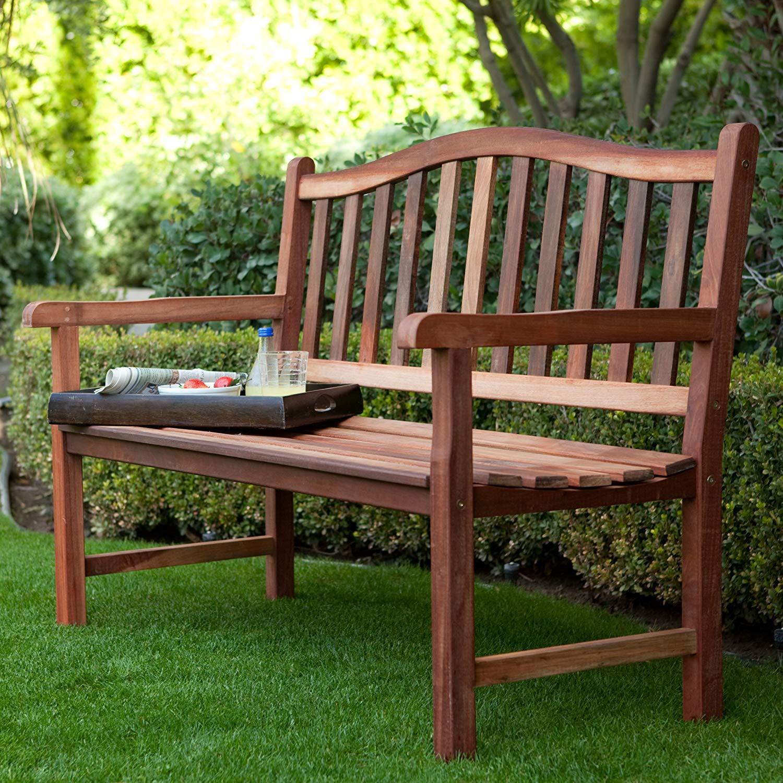 bench garden