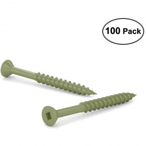 "Deck Screws #8 x 2"" (100pack)"