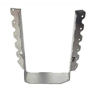 "Joist Hanger 6"" x 8-10"" - 18G Steel G185 Triple Zinc Galvanized #228-3 (50 Pack)"