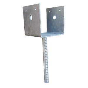 Post Support Saddle Bracket 3.5x3.5