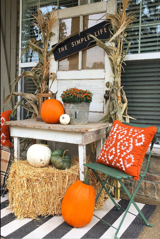 autumn porch ideas 13 simple life