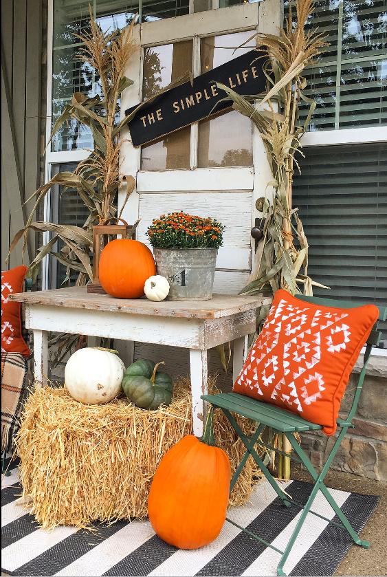autumn porch ideas 13 simple life
