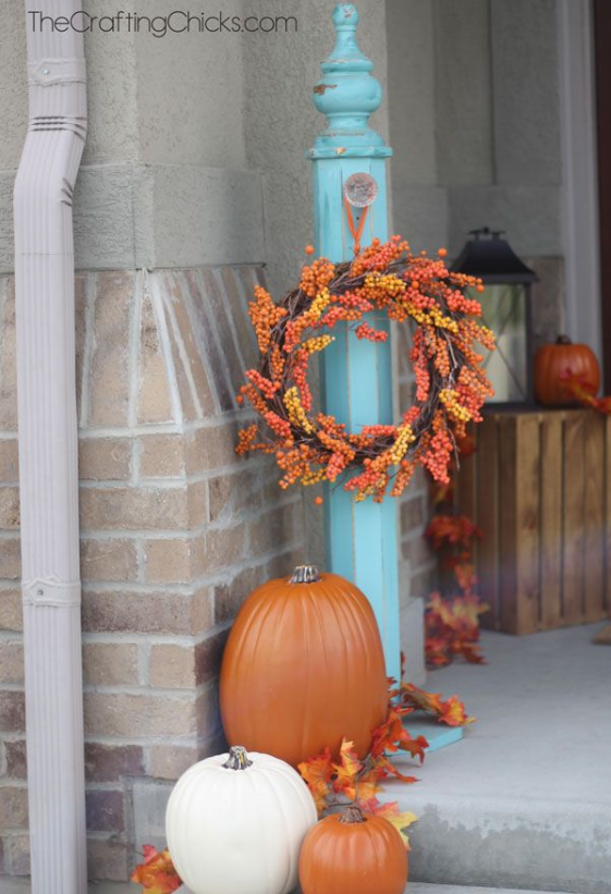 autumn porch ideas 7 crafting chicks