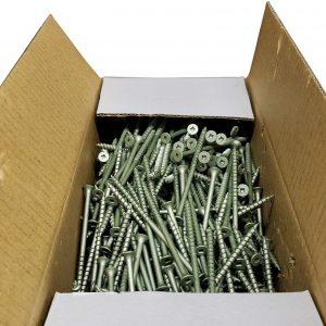 """Deck Screws #10 x 4"""" (500pack)"""