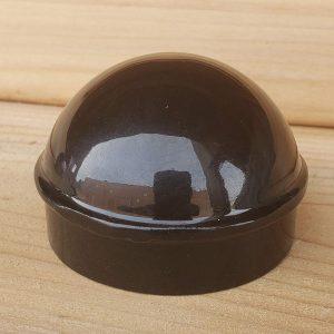 Main Post Cap Black (2pack)