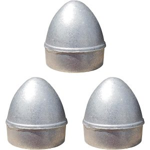 Oval Style Main Post Cap (3pack)