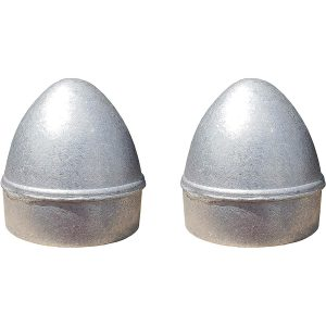 Oval Style Main Post Cap (2pack)