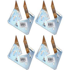 Hurricane Tie (4 pack)