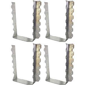 """Joist Hanger 6"""" x 8-10"""" - 18G (4 Pack)"""