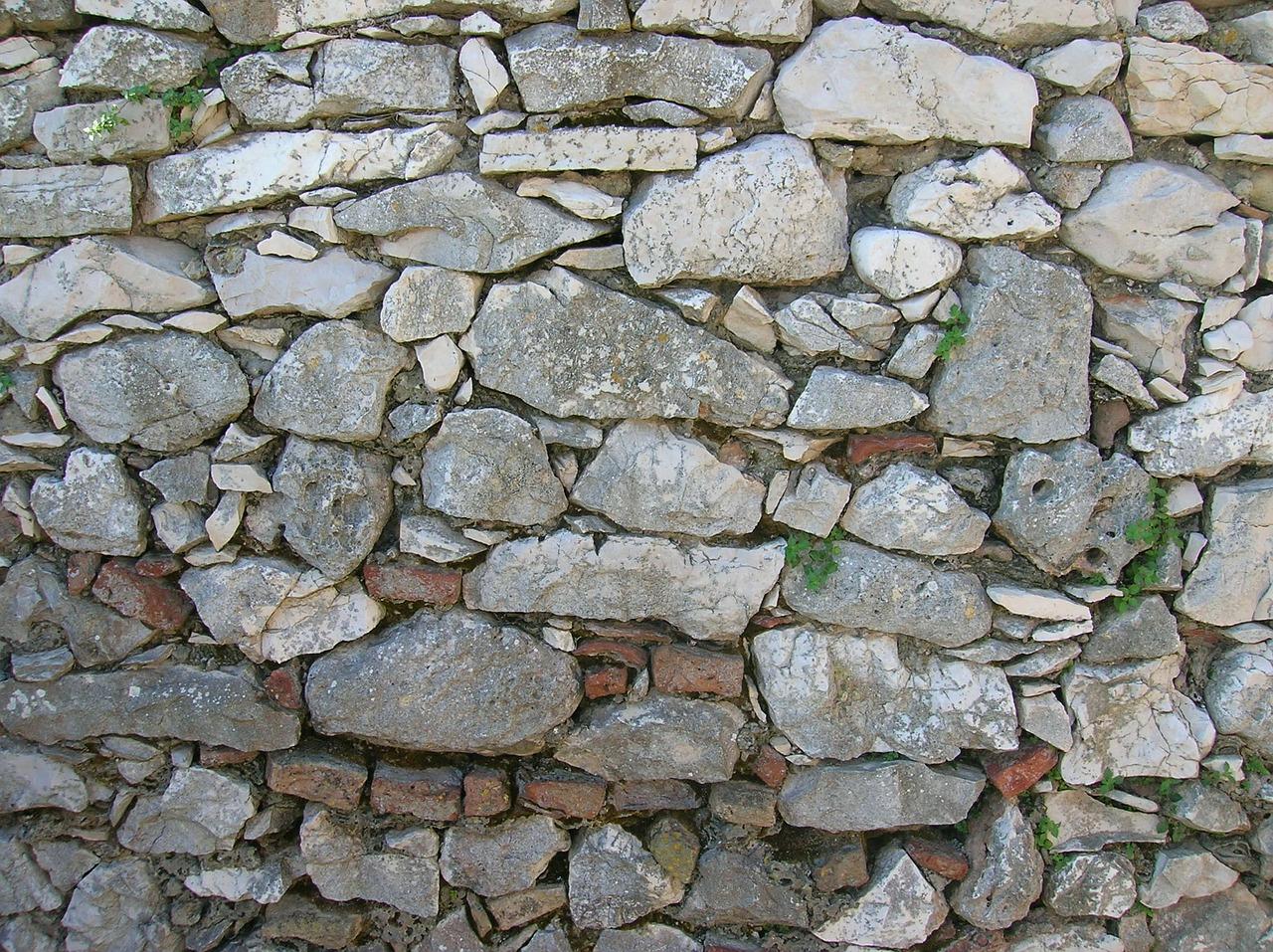 stone fencing
