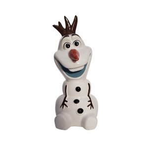 "Olaf 11"" Ceramic Piggy Bank"