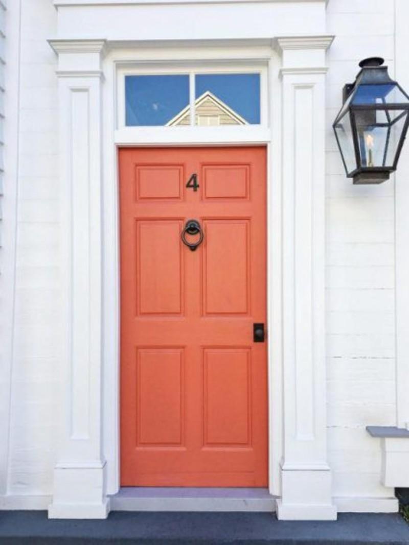 salmon doors