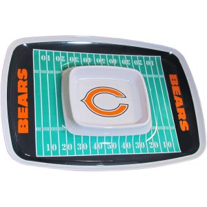 Bears Chip N Dip Tray